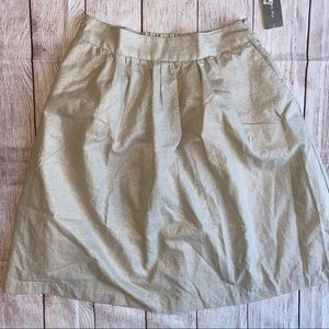 NY Collection Magie Skirt 8 NEW NWT
